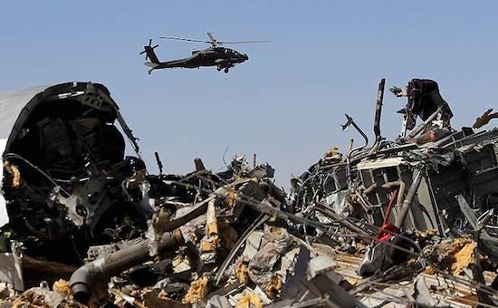 «Коммерсантъ»: Катастрофа аэробуса произошла из-за взрывной разгерметизации салона