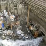 В Балыкче восстановили ГЭС «Кайру», поврежденную наводнением (фото)