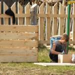В Каначаке построили спортивную площадку (фото)