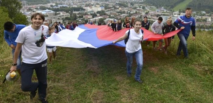 Лучших добровольцев наградили в Горно-Алтайске