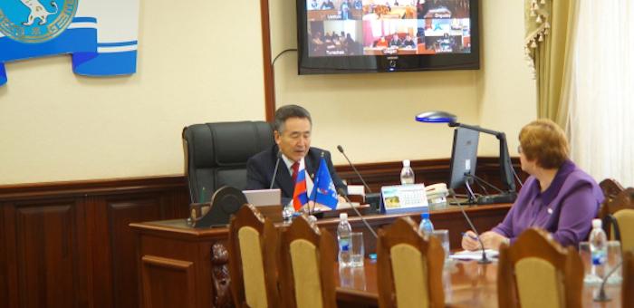 Иван Белеков провел онлайн-прием граждан