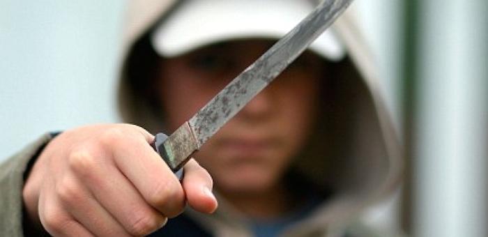 Психически больной подросток напал с ножом на свою бабушку и вытолкнул ее из окна