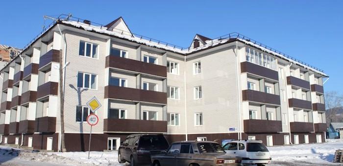 71 семью переселят из ветхого жилья в Горно-Алтайске