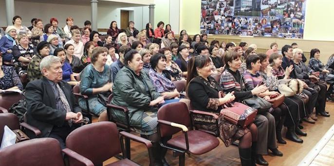 Союз учителей создан в Горно-Алтайске
