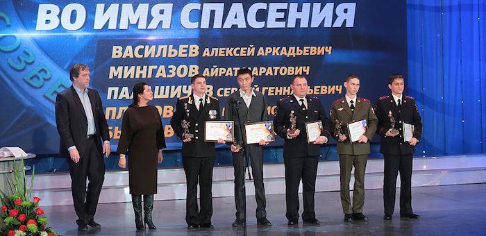 Горно-алтайский учитель, спасший людей на пожаре, стал победителем фестиваля «Созвездие мужества»