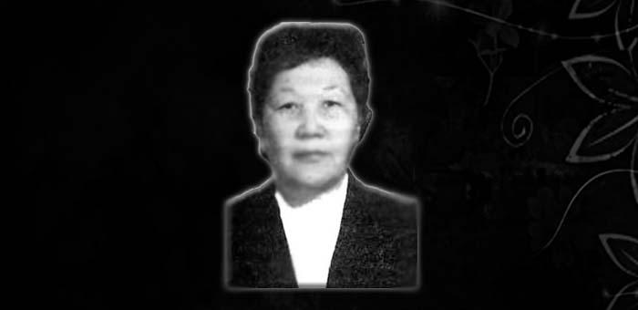 В Горно-Алтайске умерла Роза Алушкина