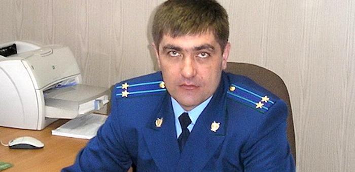 Назначен прокурор Кош-Агачского района