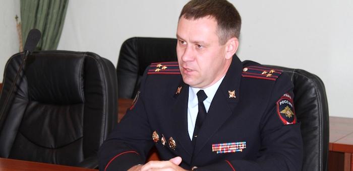 Выходец из Горно-Алтайска возглавил Управление МВД по Курганской области