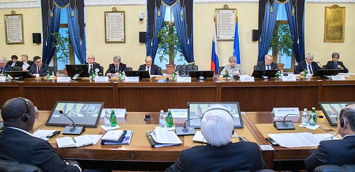 Иван Белеков принял участие в заседании научного совета при Генсеке ООН