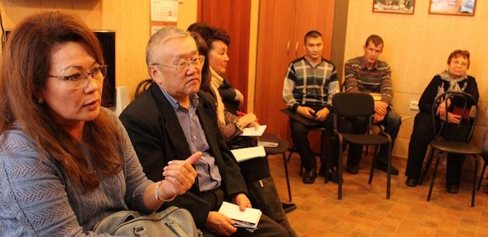 В дискуссионном клубе обсудили роль общественных организаций в оказании социальных услуг