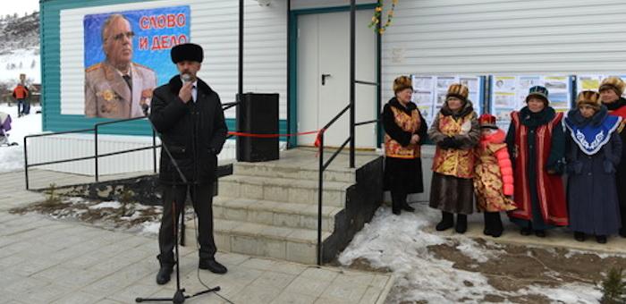 В Барагаше открыли новую участковую больницу