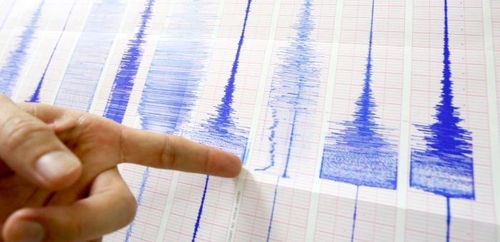 Небольшое землетрясение произошло около Язулы