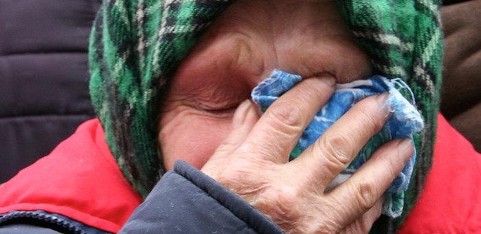 Злодеи ограбили 88-летнюю старушку в Черге