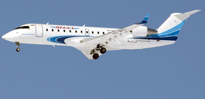«Ямал» начинает полеты из Тюмени в Горно-Алтайск