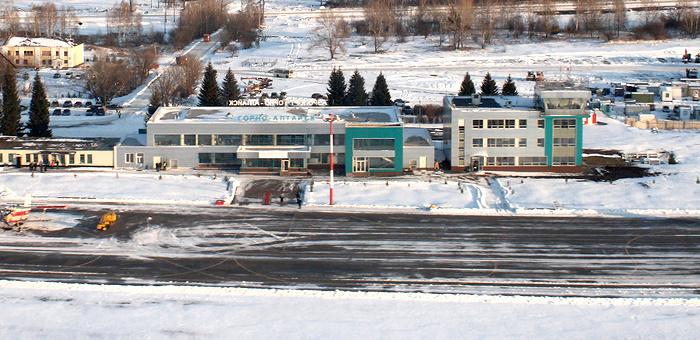 Началась подготовка к созданию международного терминала в горно-алтайском аэропорту