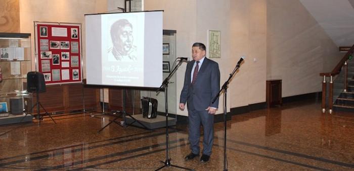 Открылась выставка, посвященная Владимиру Эдокову