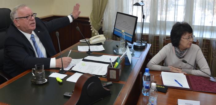 В правительстве обсудили концепцию Эл Ойына