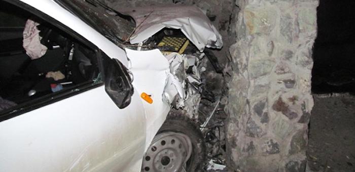Пассажирка «Лады» погибла в ДТП в Горно-Алтайске (фото)