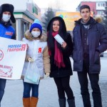 В Горно-Алтайске прошла акция «СтопГрипп!» (фото)