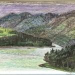 Селфи в музее, вдохновляющие горы и черви в воде: соцсети по-горноалтайски
