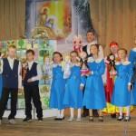 Восемь коллективов приняли участие в рождественском театральном фестивале