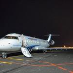 Первых пассажиров авиакомпании «Ямал» встретили в Горно-Алтайске (фото)