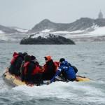 Патриарх Кирилл и епископ Каллистрат посетили в Антарктиде храм, построенный на Алтае