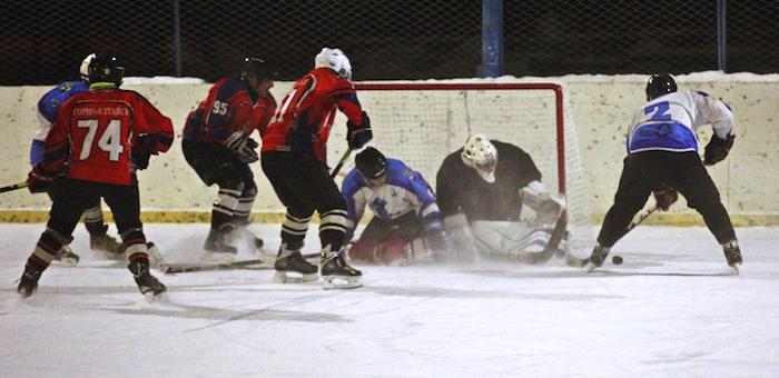 Расписание игр Чемпионата Республики Алтай по хоккею