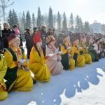 В Горно-Алтайске отпраздновали Чага Байрам (фото)