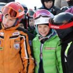 В Горно-Алтайске прошли соревнования по горным лыжам