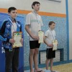 В Горно-Алтайске состоялось первенство по плаванию среди детей и подростков