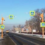 Интеллектуальные пешеходные переходы появились в Республике Алтай