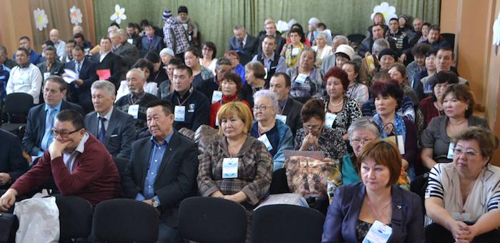 В Горно-Алтайске прошел съезд коренных малочисленных народов (фото)