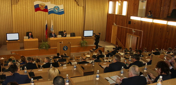 «Парнасу» не удалось инициировать референдум