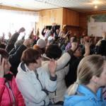 Жители прителецких сел выступили против добычи золота на Чуре