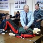 В Республике Алтай выбрали лучшего инспектора ДПС