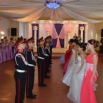 В Горно-Алтайске прошел бал кадетов