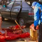 Более 19 тонн мяса продали на сельхозярмарке