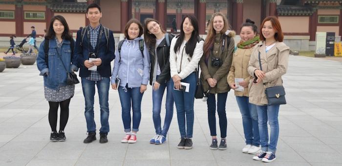 Студенты ГАГУ отправились на практику в Корею