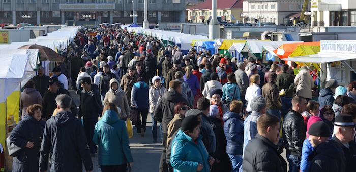Сельхозярмарка пройдет в Горно-Алтайске 15 октября