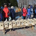 В Горно-Алтайске прошел День встречи птиц (фото)