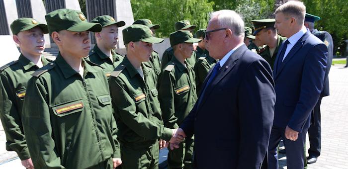 800 человек отправили в прошлом году в армию из Республики Алтай