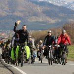 Из Черги стартовал общесибирский велопробег