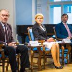 Владимир Кончев выступил на заседании президиума Всероссийского хорового общества