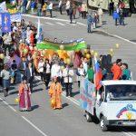 День весны и труда отметили в Горном Алтае (фото)