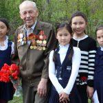 Ветеран Великой Отечественной посадил именной кедр