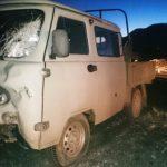 В Улагане подросток на мотоцикле врезался в «уазик» и погиб на месте происшествия (фото)