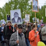 В Горно-Алтайске отметили День Победы (фото)