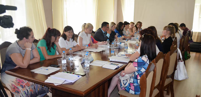 В республике создано отделение организации «Российские студенческие отряды»