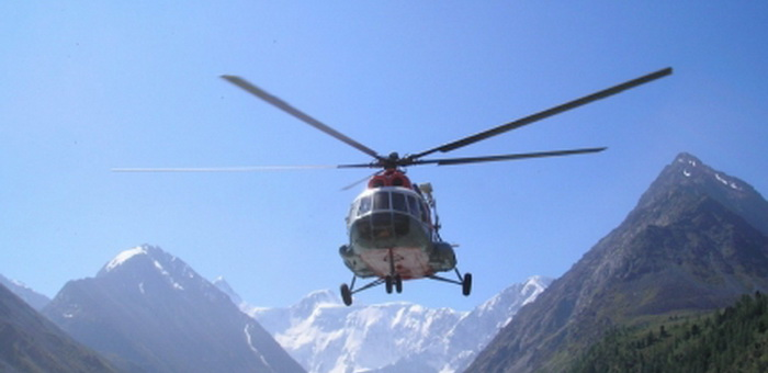 Спасатели эвакуировали с Ак-Кема казахского туриста, заболевшего аппендицитом